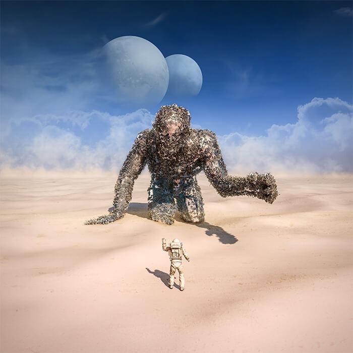 Dune Explorer Bedding Set